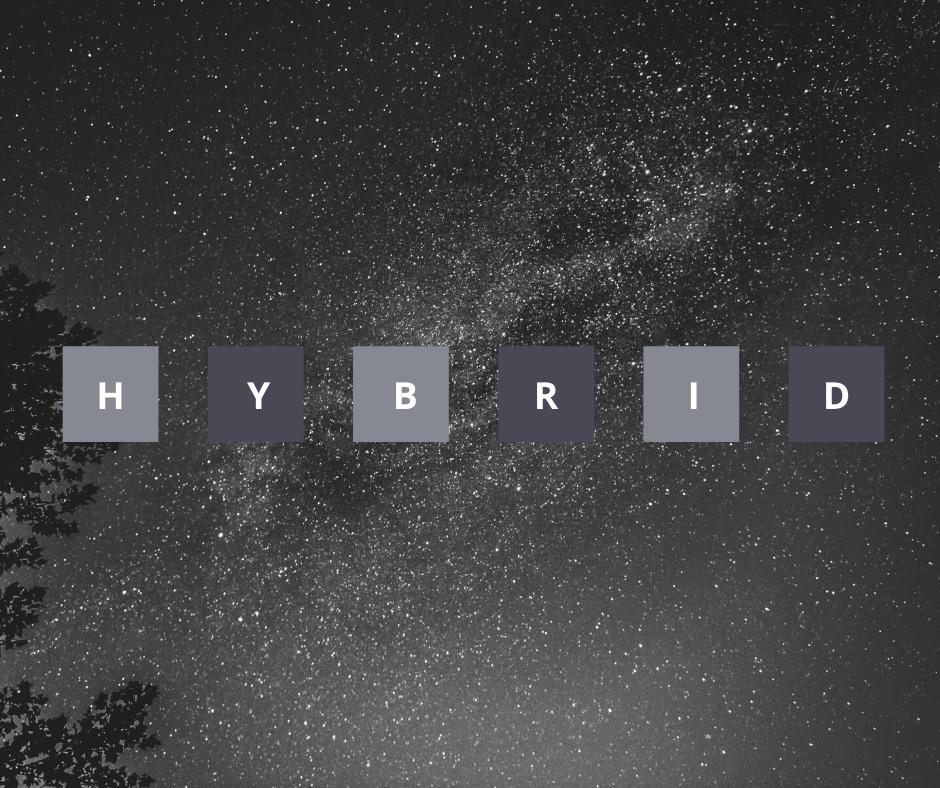 Hybrides Arbeiten