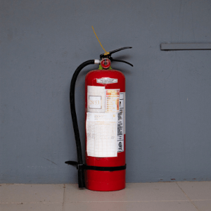 Brandschutz Büro